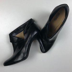 Michael Kors black high heel boots